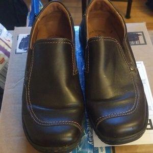 Brown leather Josef Siebel Shoes
